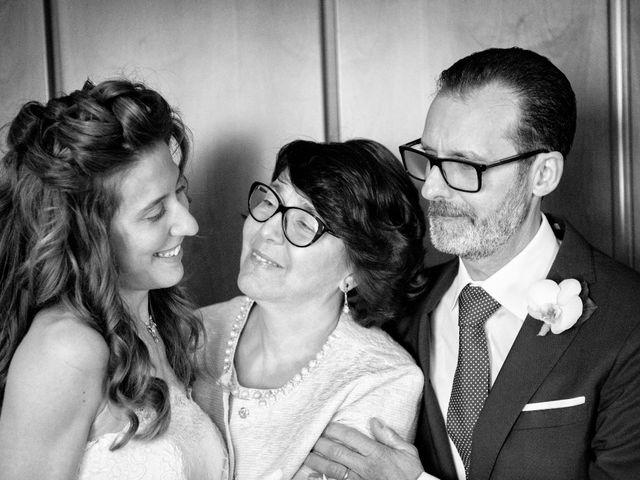 Il matrimonio di Fabio e Valentina a Inverigo, Como 35