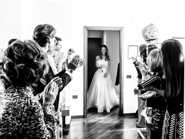 Il matrimonio di Fabio e Valentina a Inverigo, Como 37