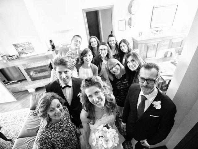Il matrimonio di Fabio e Valentina a Inverigo, Como 39