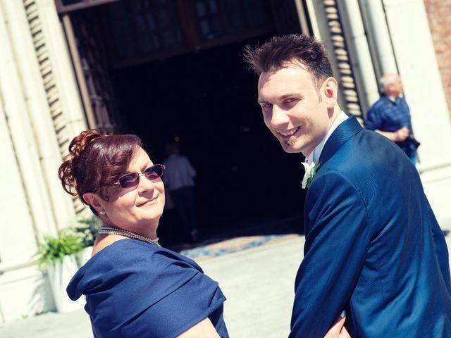 Il matrimonio di Fabio e Valentina a Inverigo, Como 42