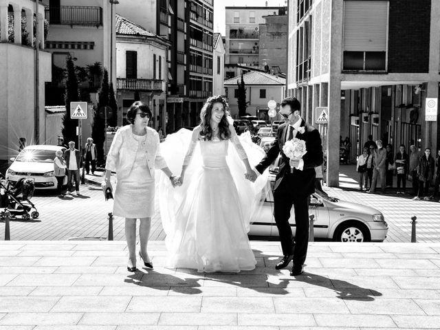 Il matrimonio di Fabio e Valentina a Inverigo, Como 45