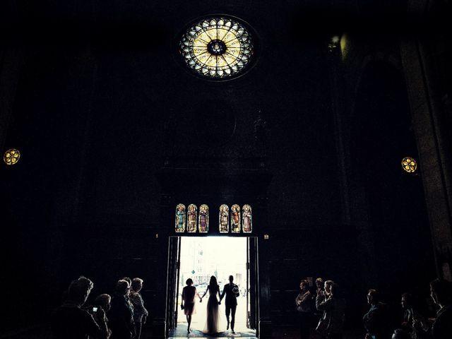 Il matrimonio di Fabio e Valentina a Inverigo, Como 46