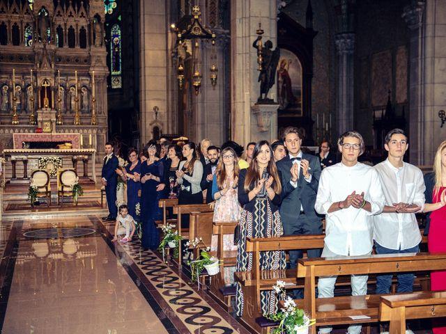 Il matrimonio di Fabio e Valentina a Inverigo, Como 48