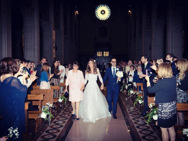 Il matrimonio di Fabio e Valentina a Inverigo, Como 49