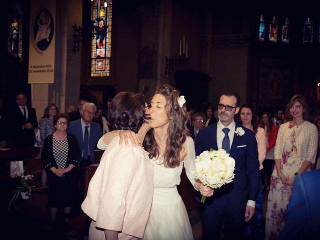 Il matrimonio di Fabio e Valentina a Inverigo, Como 50