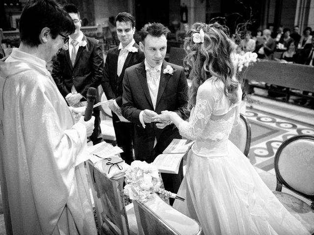Il matrimonio di Fabio e Valentina a Inverigo, Como 56
