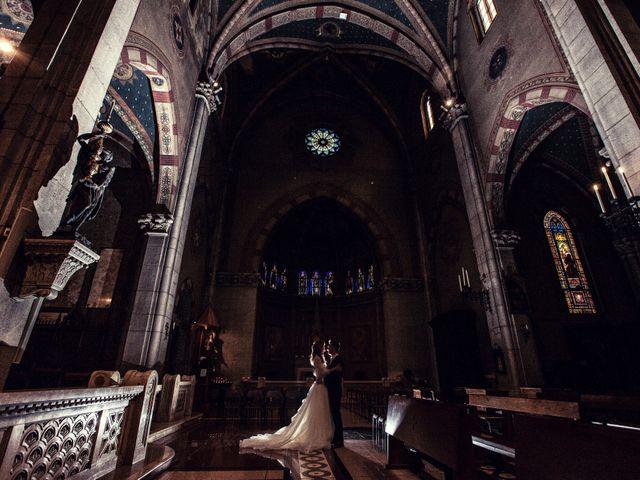 Il matrimonio di Fabio e Valentina a Inverigo, Como 68