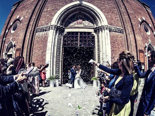 Il matrimonio di Fabio e Valentina a Inverigo, Como 69
