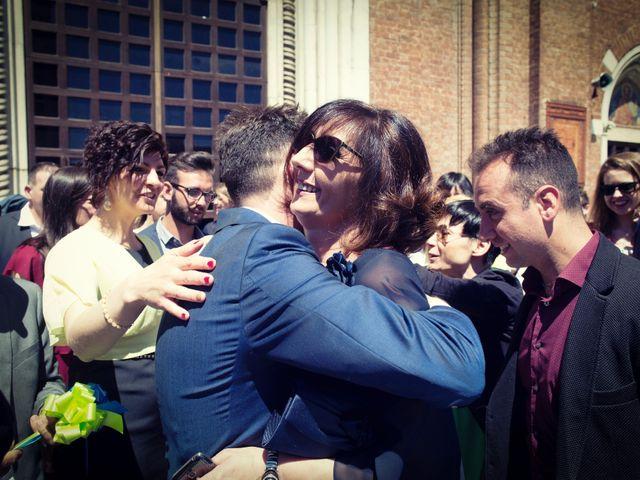 Il matrimonio di Fabio e Valentina a Inverigo, Como 71