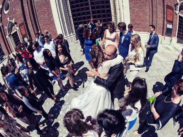 Il matrimonio di Fabio e Valentina a Inverigo, Como 73