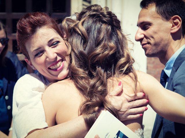 Il matrimonio di Fabio e Valentina a Inverigo, Como 74