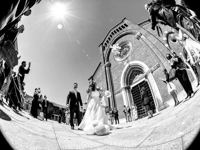 Il matrimonio di Fabio e Valentina a Inverigo, Como 75