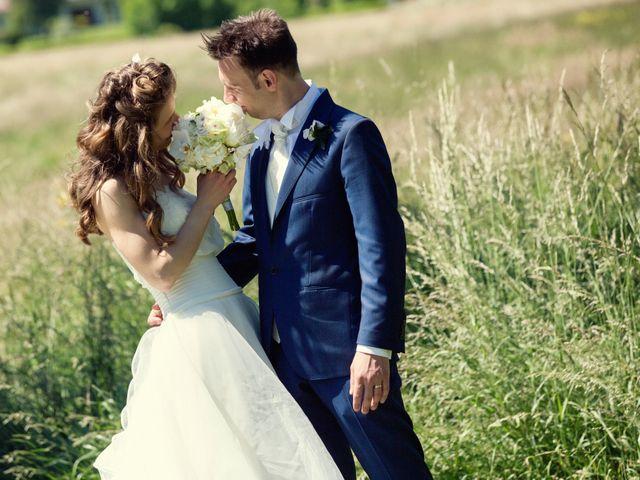 Il matrimonio di Fabio e Valentina a Inverigo, Como 77