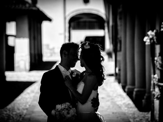 Il matrimonio di Fabio e Valentina a Inverigo, Como 79