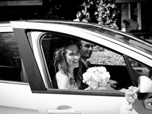 Il matrimonio di Fabio e Valentina a Inverigo, Como 80