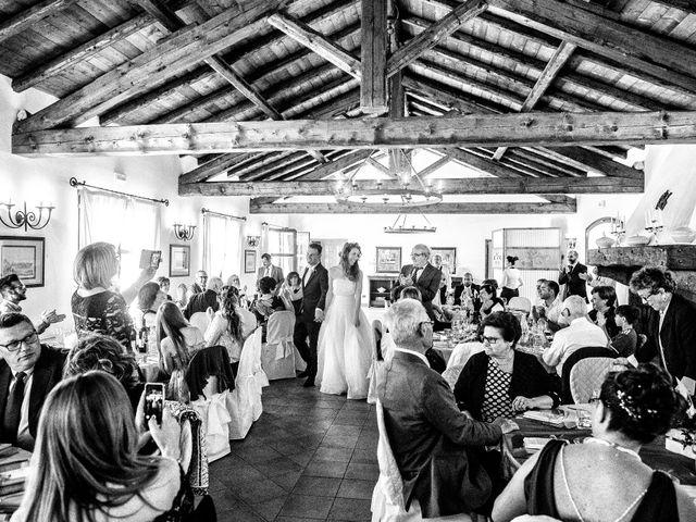 Il matrimonio di Fabio e Valentina a Inverigo, Como 83