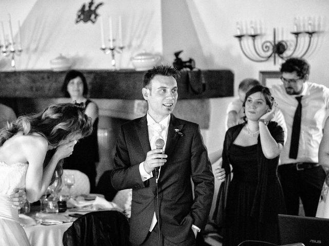 Il matrimonio di Fabio e Valentina a Inverigo, Como 92