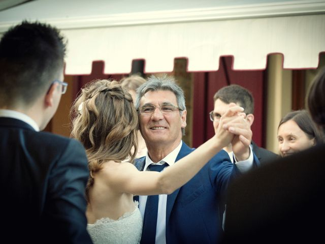 Il matrimonio di Fabio e Valentina a Inverigo, Como 101