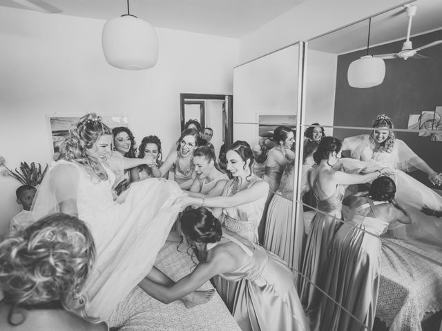 Il matrimonio di Giuseppe e Eva a Chiaramonte Gulfi, Ragusa 19