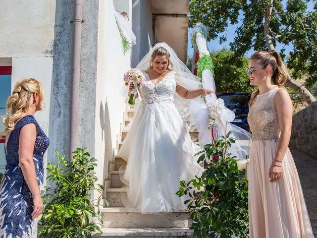 Il matrimonio di Giuseppe e Eva a Chiaramonte Gulfi, Ragusa 24