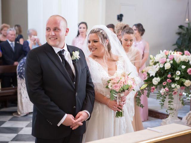 Il matrimonio di Giuseppe e Eva a Chiaramonte Gulfi, Ragusa 27