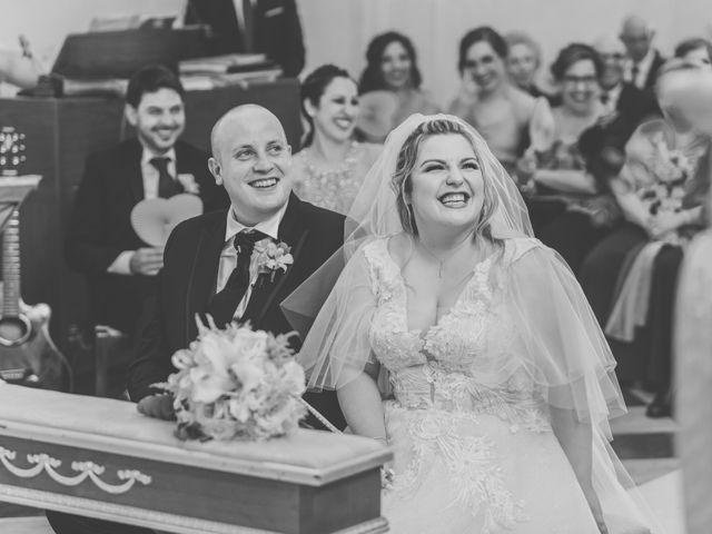 Il matrimonio di Giuseppe e Eva a Chiaramonte Gulfi, Ragusa 28