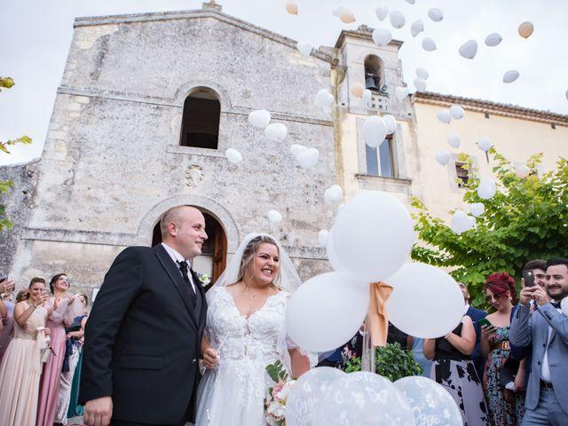 Il matrimonio di Giuseppe e Eva a Chiaramonte Gulfi, Ragusa 32