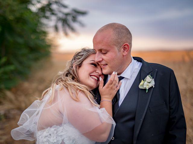 Il matrimonio di Giuseppe e Eva a Chiaramonte Gulfi, Ragusa 1