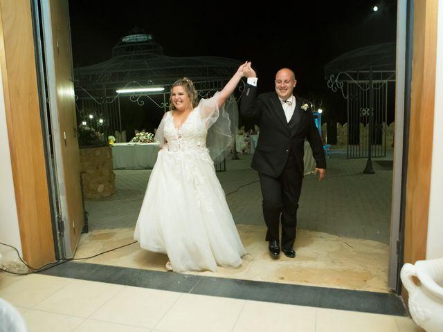 Il matrimonio di Giuseppe e Eva a Chiaramonte Gulfi, Ragusa 43