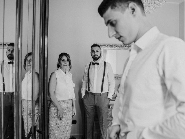 Il matrimonio di Massimo e Silvia a Capriate San Gervasio, Bergamo 25