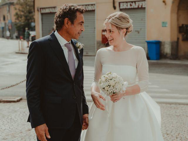 Il matrimonio di Massimo e Silvia a Capriate San Gervasio, Bergamo 33
