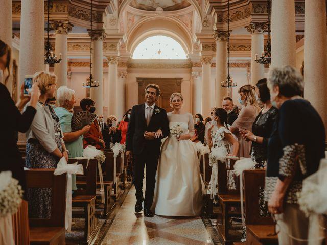 Il matrimonio di Massimo e Silvia a Capriate San Gervasio, Bergamo 34