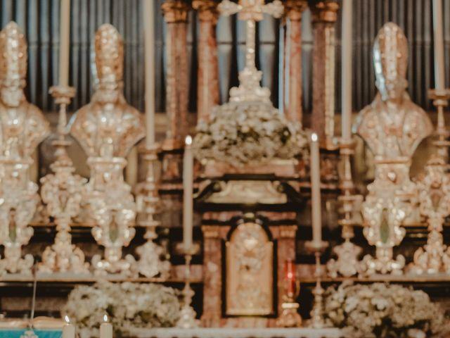 Il matrimonio di Massimo e Silvia a Capriate San Gervasio, Bergamo 35