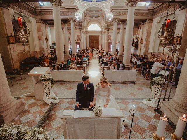 Il matrimonio di Massimo e Silvia a Capriate San Gervasio, Bergamo 36