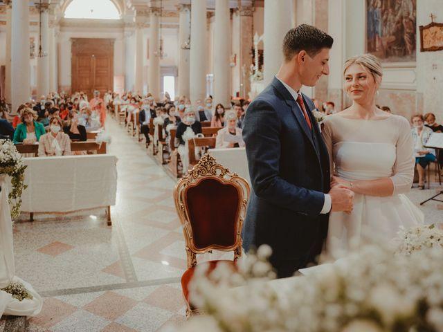 Il matrimonio di Massimo e Silvia a Capriate San Gervasio, Bergamo 37