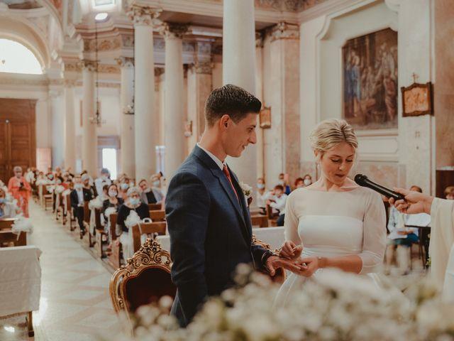 Il matrimonio di Massimo e Silvia a Capriate San Gervasio, Bergamo 38