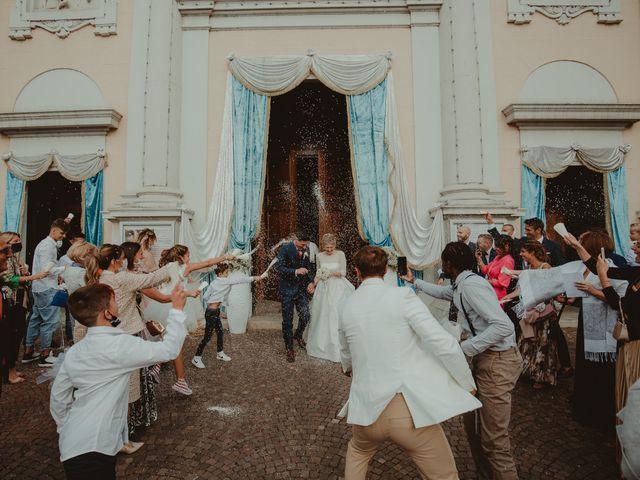 Il matrimonio di Massimo e Silvia a Capriate San Gervasio, Bergamo 39