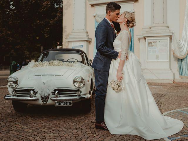 Il matrimonio di Massimo e Silvia a Capriate San Gervasio, Bergamo 43