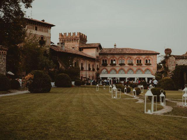 Il matrimonio di Massimo e Silvia a Capriate San Gervasio, Bergamo 44