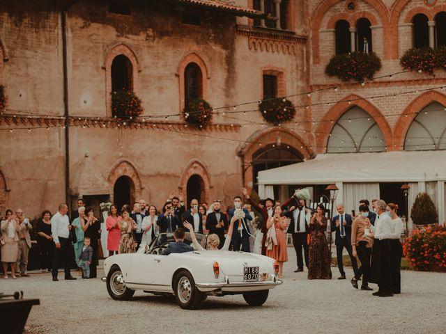 Il matrimonio di Massimo e Silvia a Capriate San Gervasio, Bergamo 46
