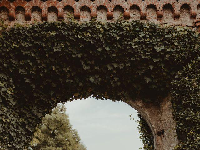Il matrimonio di Massimo e Silvia a Capriate San Gervasio, Bergamo 50