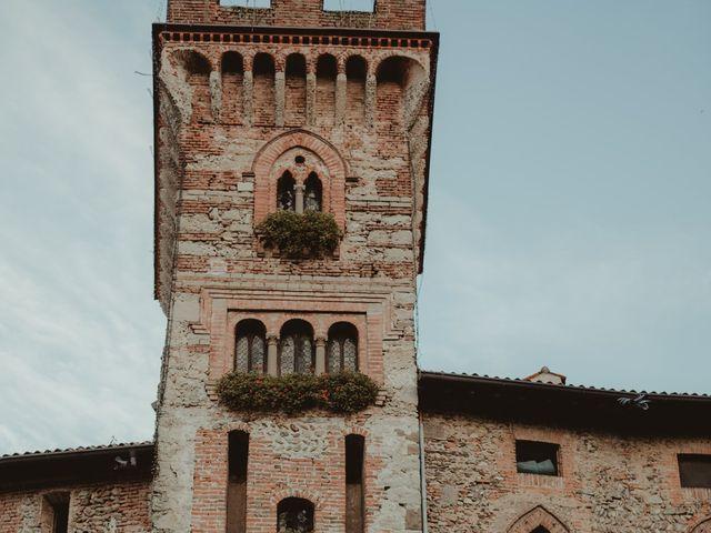 Il matrimonio di Massimo e Silvia a Capriate San Gervasio, Bergamo 53