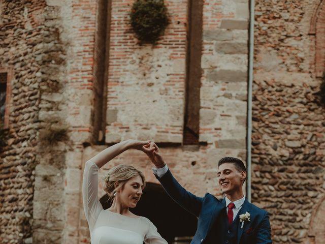 Il matrimonio di Massimo e Silvia a Capriate San Gervasio, Bergamo 54