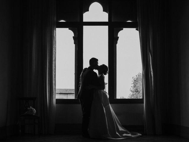 Il matrimonio di Massimo e Silvia a Capriate San Gervasio, Bergamo 57