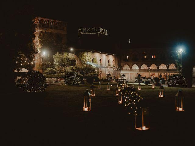 Il matrimonio di Massimo e Silvia a Capriate San Gervasio, Bergamo 65