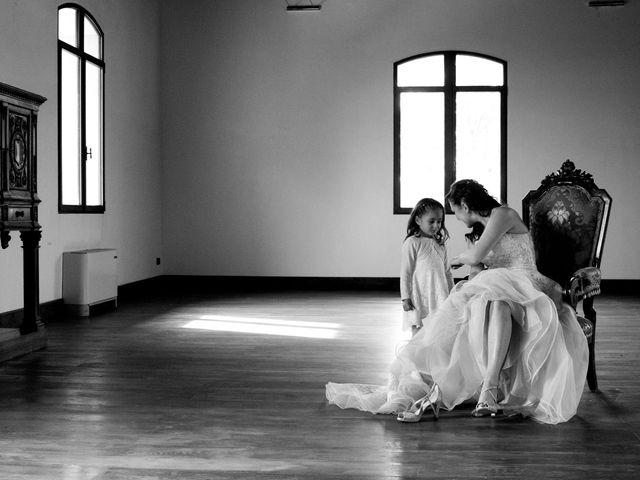 Il matrimonio di Flavio e Laura a Calco, Lecco 15
