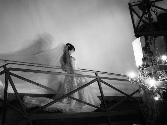 Il matrimonio di Flavio e Laura a Calco, Lecco 17