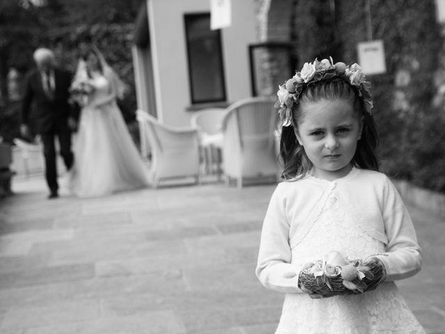 Il matrimonio di Flavio e Laura a Calco, Lecco 18
