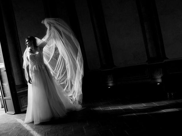 Il matrimonio di Flavio e Laura a Calco, Lecco 23
