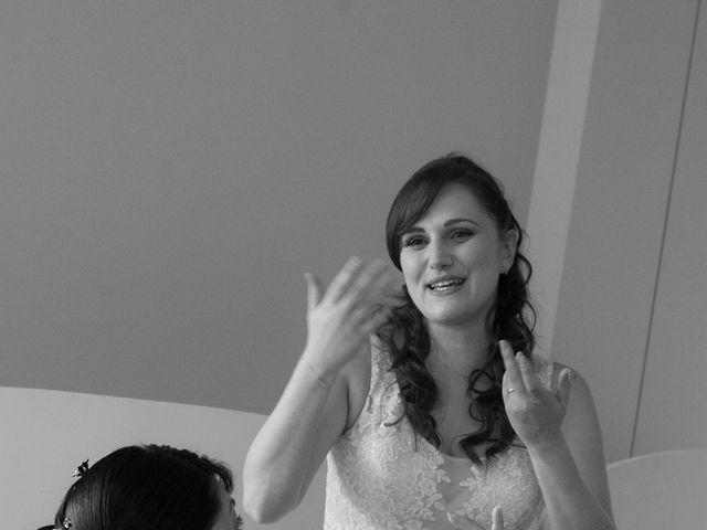 Il matrimonio di Flavio e Laura a Calco, Lecco 25